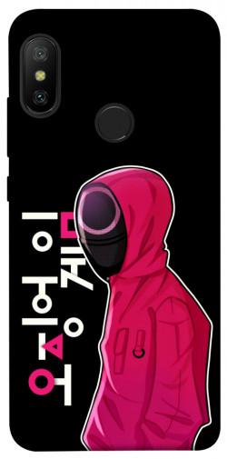 Чехол itsPrint Squid Game picture 7 для Xiaomi Mi A2 Lite / Xiaomi Redmi 6 Pro