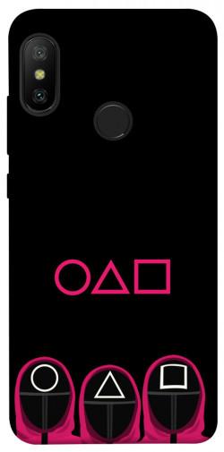 Чехол itsPrint Squid Game picture 5 для Xiaomi Mi A2 Lite / Xiaomi Redmi 6 Pro