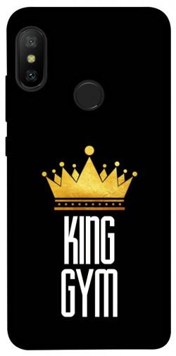 Чехол itsPrint King gym для Xiaomi Mi A2 Lite / Xiaomi Redmi 6 Pro
