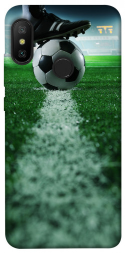 Чехол itsPrint Футболист для Xiaomi Mi A2 Lite / Xiaomi Redmi 6 Pro