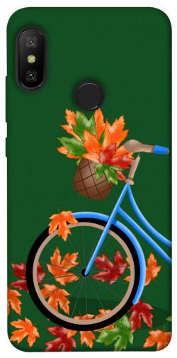 Чехол itsPrint Осенняя прогулка для Xiaomi Mi A2 Lite / Xiaomi Redmi 6 Pro
