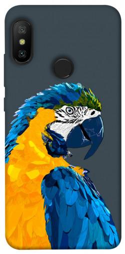 Чехол itsPrint Попугай для Xiaomi Mi A2 Lite / Xiaomi Redmi 6 Pro
