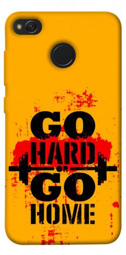 Чехол itsPrint Go hard для Xiaomi Redmi 4X