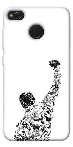 Чехол itsPrint Rocky man для Xiaomi Redmi 4X