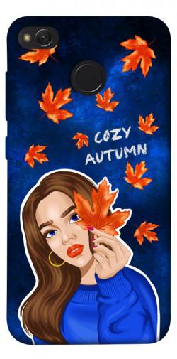 Чехол itsPrint Cozy autumn для Xiaomi Redmi 4X