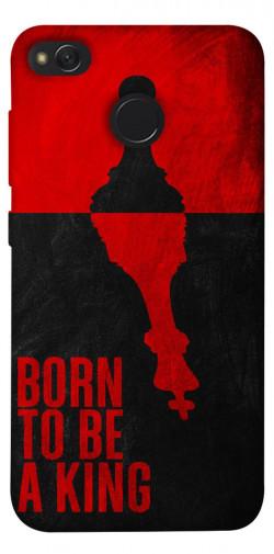 Чехол itsPrint Born to be a king для Xiaomi Redmi 4X