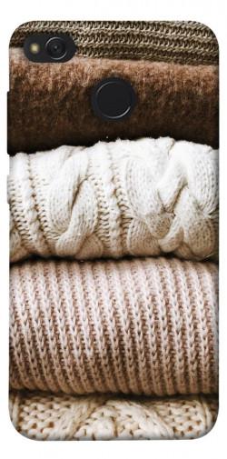 Чехол itsPrint Knitted aesthetics для Xiaomi Redmi 4X