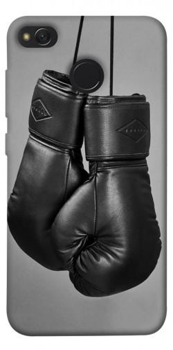 Чехол itsPrint Черные боксерские перчатки для Xiaomi Redmi 4X