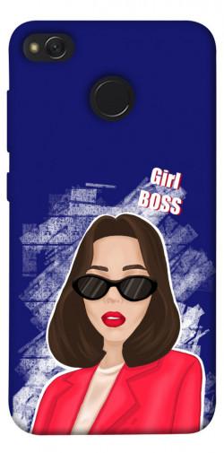 Чехол itsPrint Girl boss для Xiaomi Redmi 4X
