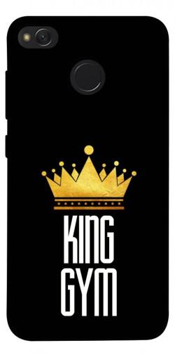 Чехол itsPrint King gym для Xiaomi Redmi 4X