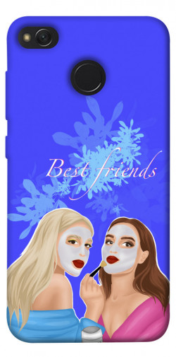 Чехол itsPrint Best friends для Xiaomi Redmi 4X