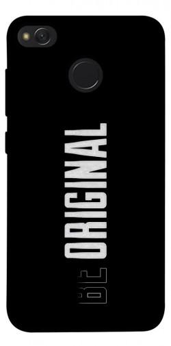 Чехол itsPrint Be original для Xiaomi Redmi 4X