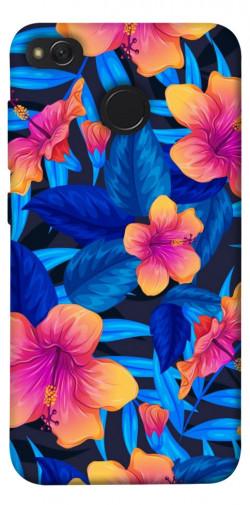 Чехол itsPrint Цветочная композиция для Xiaomi Redmi 4X