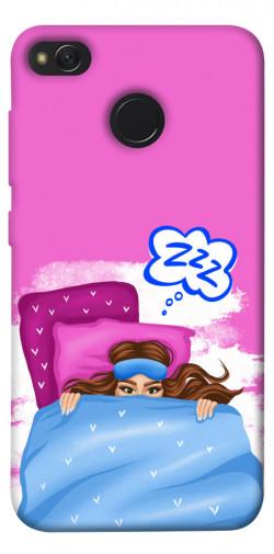Чехол itsPrint Sleepу girl для Xiaomi Redmi 4X