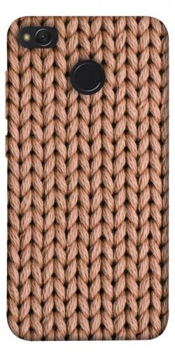 Чехол itsPrint Knitted texture для Xiaomi Redmi 4X