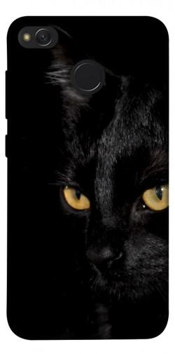 Чехол itsPrint Черный кот для Xiaomi Redmi 4X