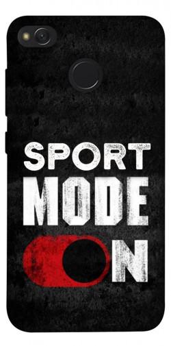Чехол itsPrint Sport mode on для Xiaomi Redmi 4X