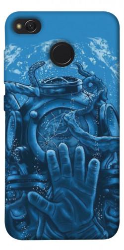 Чехол itsPrint Astronaut art для Xiaomi Redmi 4X