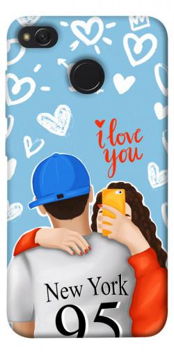 Чехол itsPrint Forever end ever для Xiaomi Redmi 4X