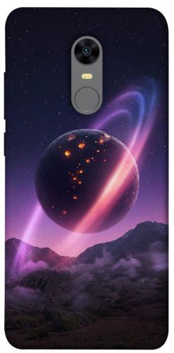 Чехол itsPrint Сатурн для Xiaomi Redmi 5 Plus / Redmi Note 5 (Single Camera)