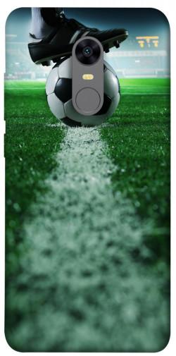 Чехол itsPrint Футболист для Xiaomi Redmi 5 Plus / Redmi Note 5 (Single Camera)