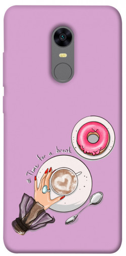 Чехол itsPrint Time for a break для Xiaomi Redmi 5 Plus / Redmi Note 5 (Single Camera)