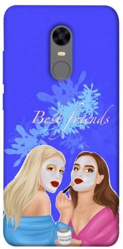 Чехол itsPrint Best friends для Xiaomi Redmi 5 Plus / Redmi Note 5 (Single Camera)