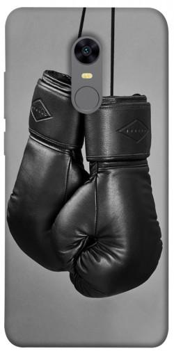 Чехол itsPrint Черные боксерские перчатки для Xiaomi Redmi 5 Plus / Redmi Note 5 (Single Camera)