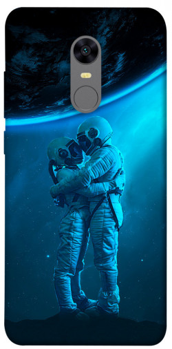 Чехол itsPrint Космическая любовь для Xiaomi Redmi 5 Plus / Redmi Note 5 (Single Camera)