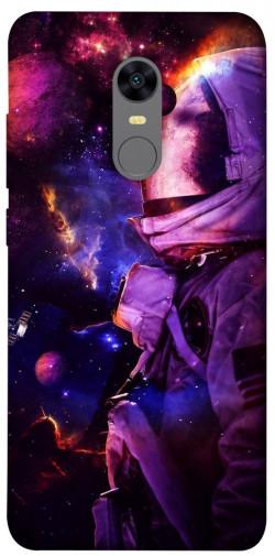 Чехол itsPrint Астронавт для Xiaomi Redmi 5 Plus / Redmi Note 5 (Single Camera)