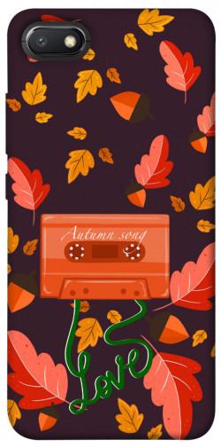 Чехол itsPrint Autumn sound для Xiaomi Redmi 6A