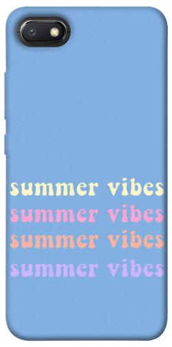 Чехол itsPrint Summer vibes для Xiaomi Redmi 6A