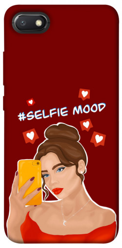 Чехол itsPrint Selfie mood для Xiaomi Redmi 6A