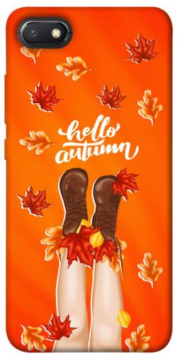 Чехол itsPrint Hello autumn для Xiaomi Redmi 6A