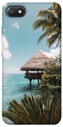 Чехол itsPrint Тропический остров для Xiaomi Redmi 6A