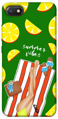 Чехол itsPrint Summer girl для Xiaomi Redmi 6A