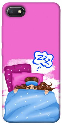 Чехол itsPrint Sleepу girl для Xiaomi Redmi 6A