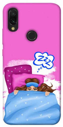 Чехол itsPrint Sleepу girl для Xiaomi Redmi 7