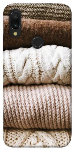 Чехол itsPrint Knitted aesthetics для Xiaomi Redmi 7