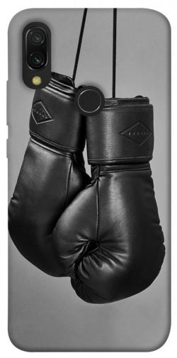 Чехол itsPrint Черные боксерские перчатки для Xiaomi Redmi 7
