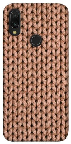 Чехол itsPrint Knitted texture для Xiaomi Redmi 7