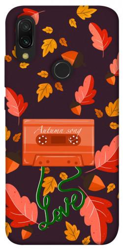 Чехол itsPrint Autumn sound для Xiaomi Redmi 7