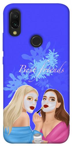 Чехол itsPrint Best friends для Xiaomi Redmi 7