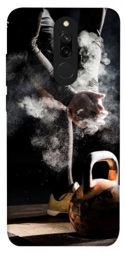 Чехол itsPrint Пауэрлифтер для Xiaomi Redmi 8
