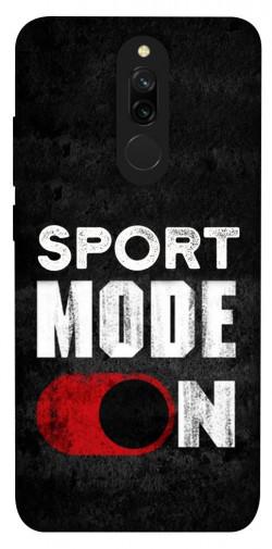 Чехол itsPrint Sport mode on для Xiaomi Redmi 8