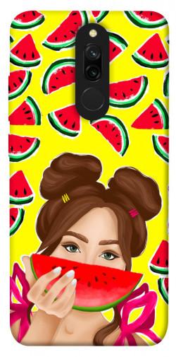 Чехол itsPrint Watermelon girl для Xiaomi Redmi 8