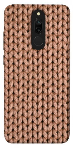 Чехол itsPrint Knitted texture для Xiaomi Redmi 8
