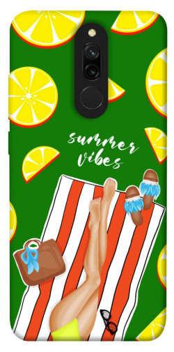 Чехол itsPrint Summer girl для Xiaomi Redmi 8