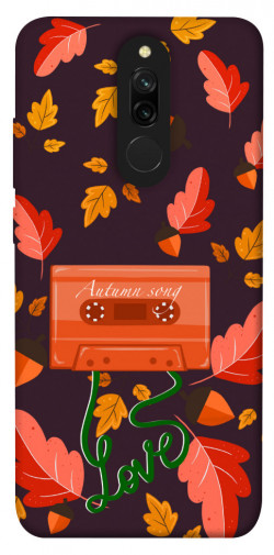 Чехол itsPrint Autumn sound для Xiaomi Redmi 8