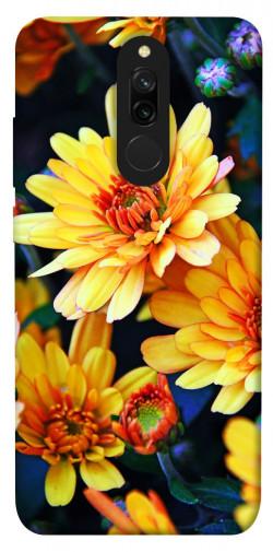 Чехол itsPrint Yellow petals для Xiaomi Redmi 8